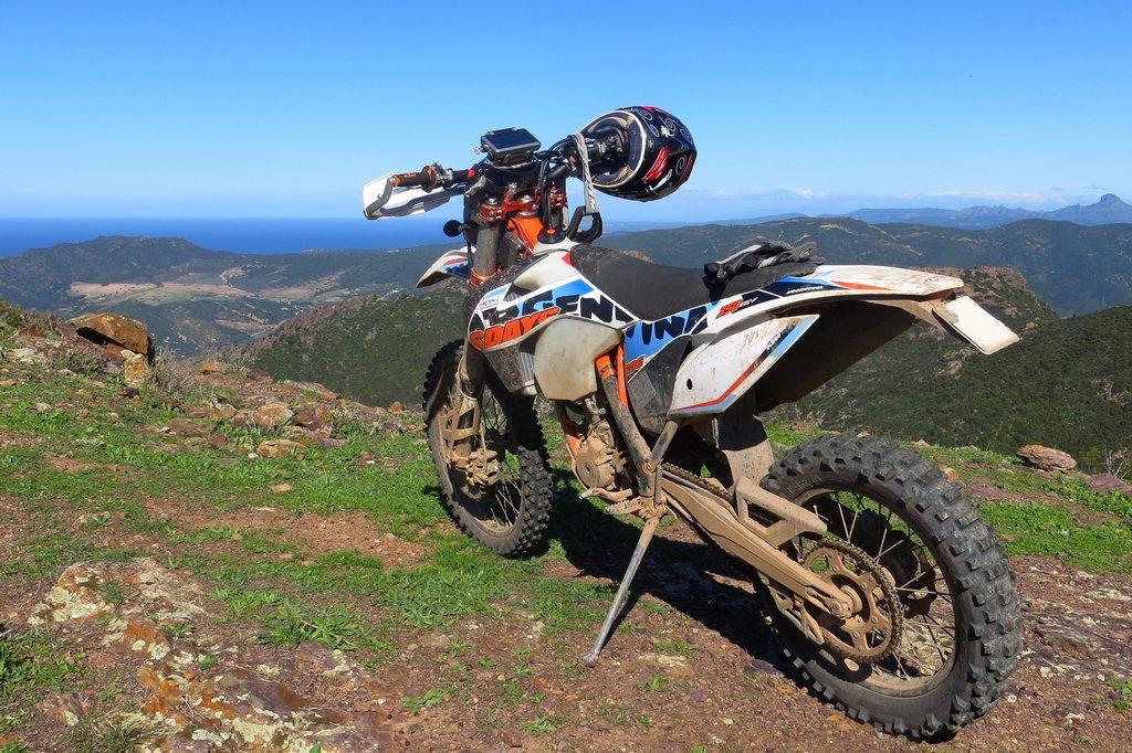 KTM 350 EXC Six Days 2015
